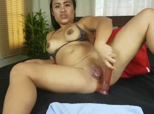 Asian dirty anal